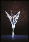 Voluntaries, Het Nationale Ballet, Glenn Tetley, 1996 dancers N. Caris and C. Davis