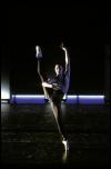 Born Slippy, workshop Het Nationale Ballet, D. Dawson, dancer Sofiane Sylve