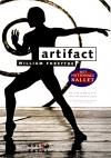 affiche Artifact, Het Nationale Ballet, choreographer William Forsythe