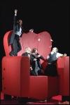 Puccini's La Bohème, Opera Zuid, 2005, Thierry Vallier, Jim Lucassen, François Lis and André Post